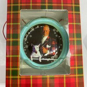 Don Cherry Hallmark Christmas Ornament Ball Tree